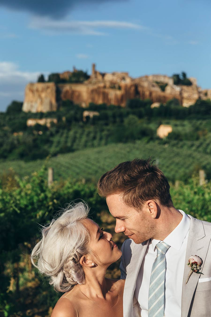 Country wedding in Umbria