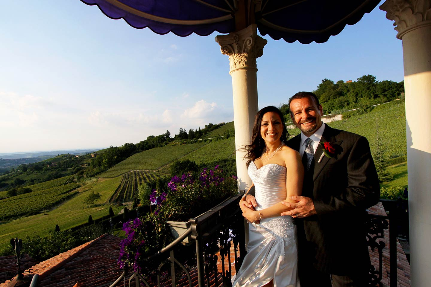 countryside wedding in Piemonte
