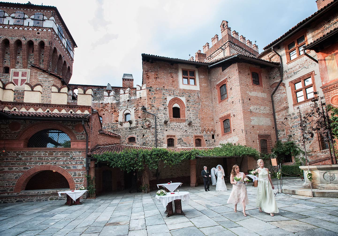 countryside weddings in Italy
