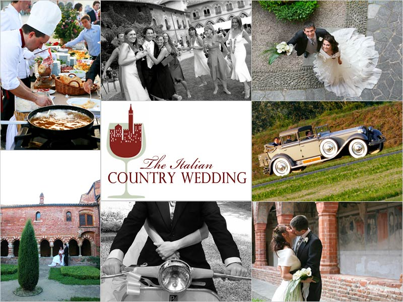 Italian Country Wedding is a brand new idea born from the experience of